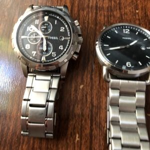 Fossil watches (read desc)